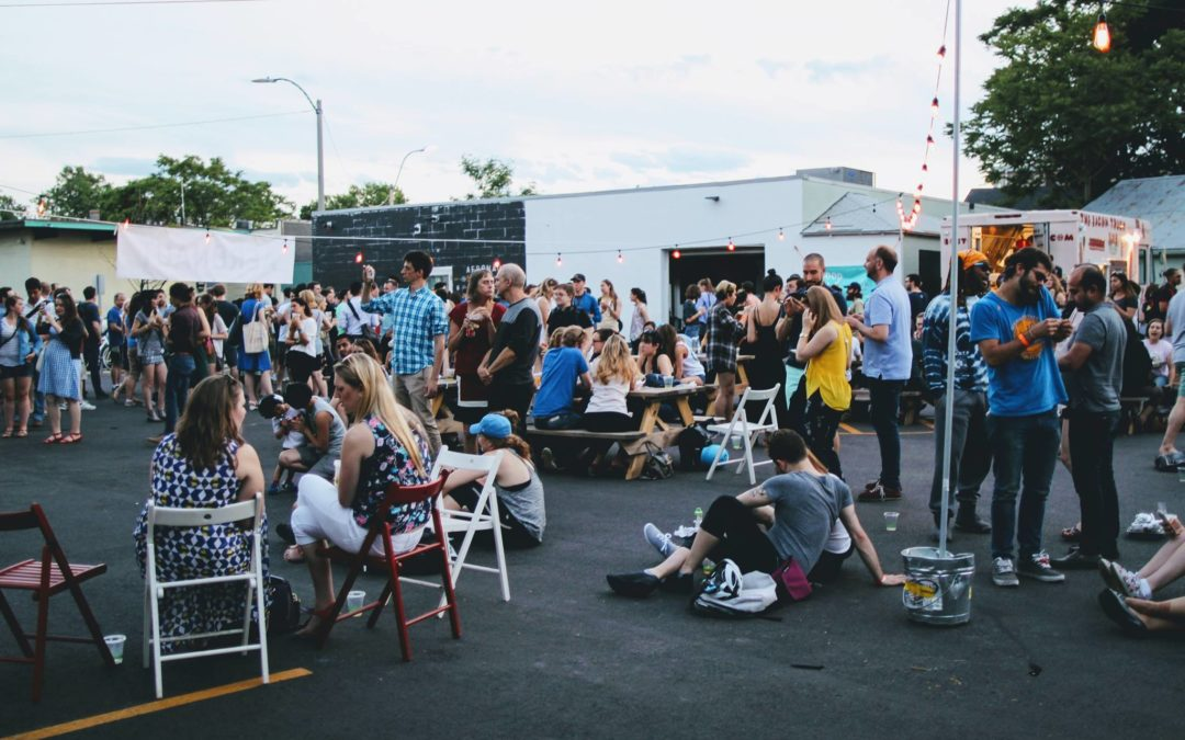 Aeronaut's Pop-Up Beer Garden Will Return to Allston This Summer