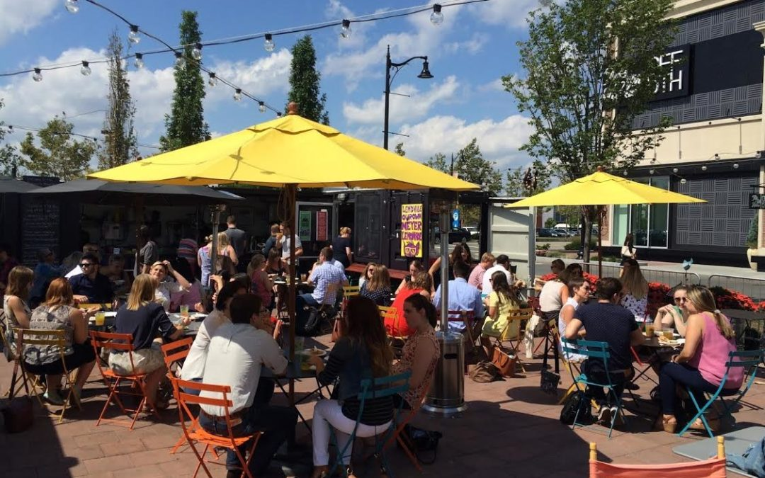Slumbrew American Fresh Beer Garden Will Return to Assembly Row