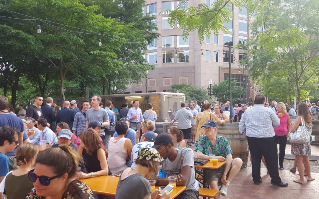 Trillium Garden Returns To The Greenway