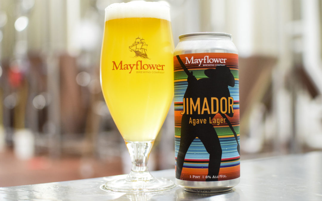 Mayflower Brewing Releases Jimador Agave Lager