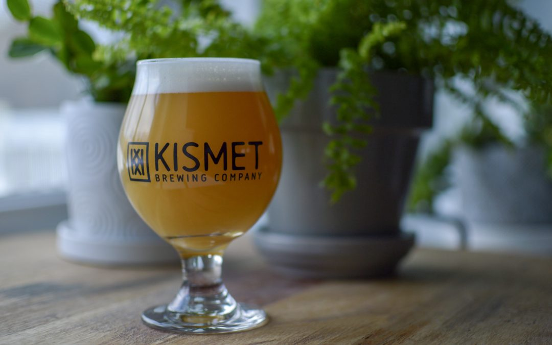 For Craft Beer Couple, New Westfield Brewery is Kismet