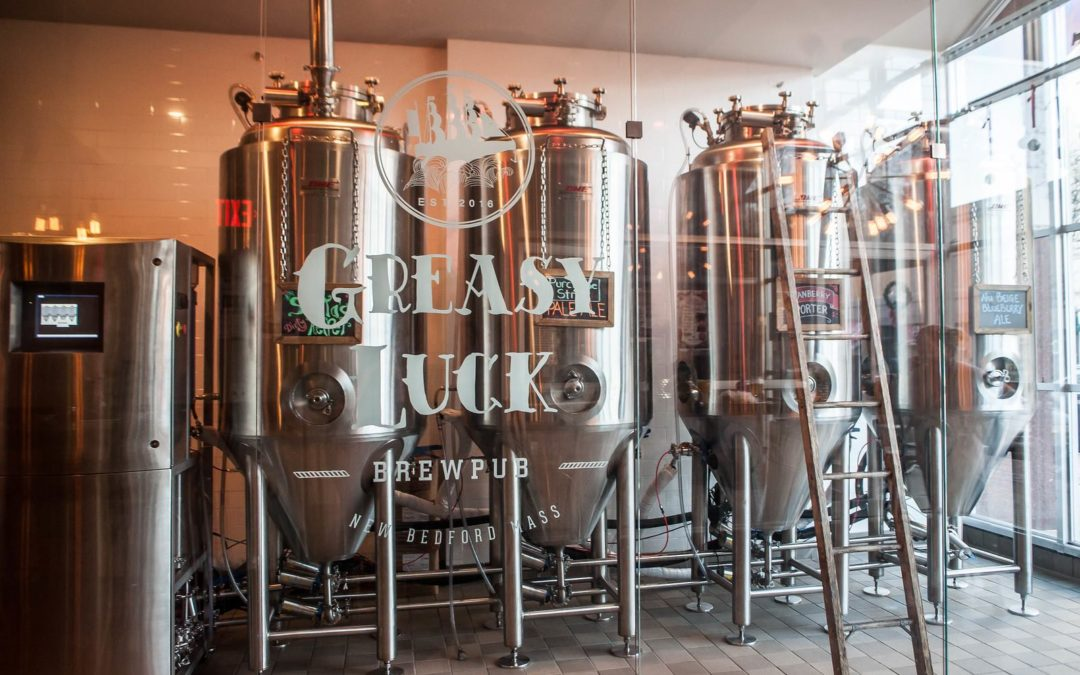 New Bedford's Greasy Luck Brewpub Will No Longer Serve it's Own Beer