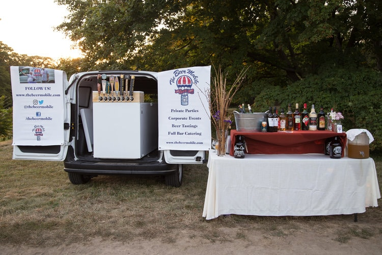 Your Party Gets Real With The Craft Beer Mobile