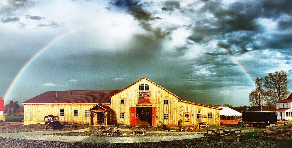 Stone Cow Brewery in Barre, Massachusetts