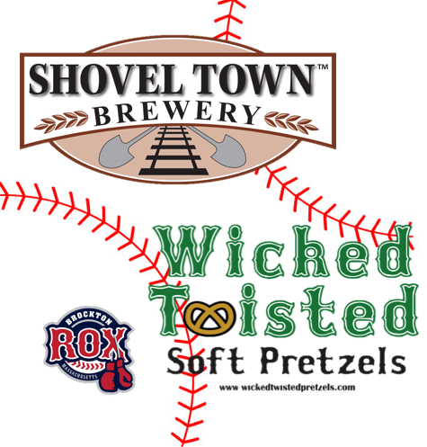 Enjoy Shovel Town Beer at the Brockton Rox