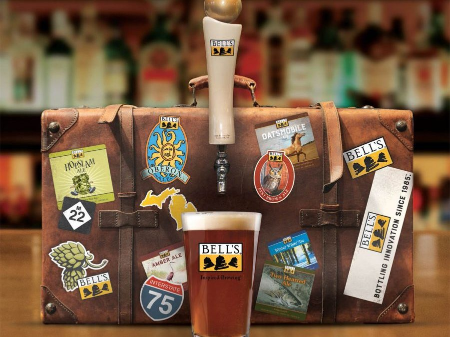Bell's Brewery to Distribute Their Beers in New England