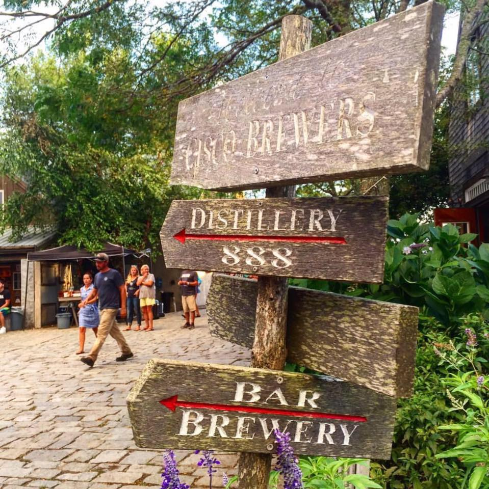 Cisco Brewers on Nantucket, Massachusetts