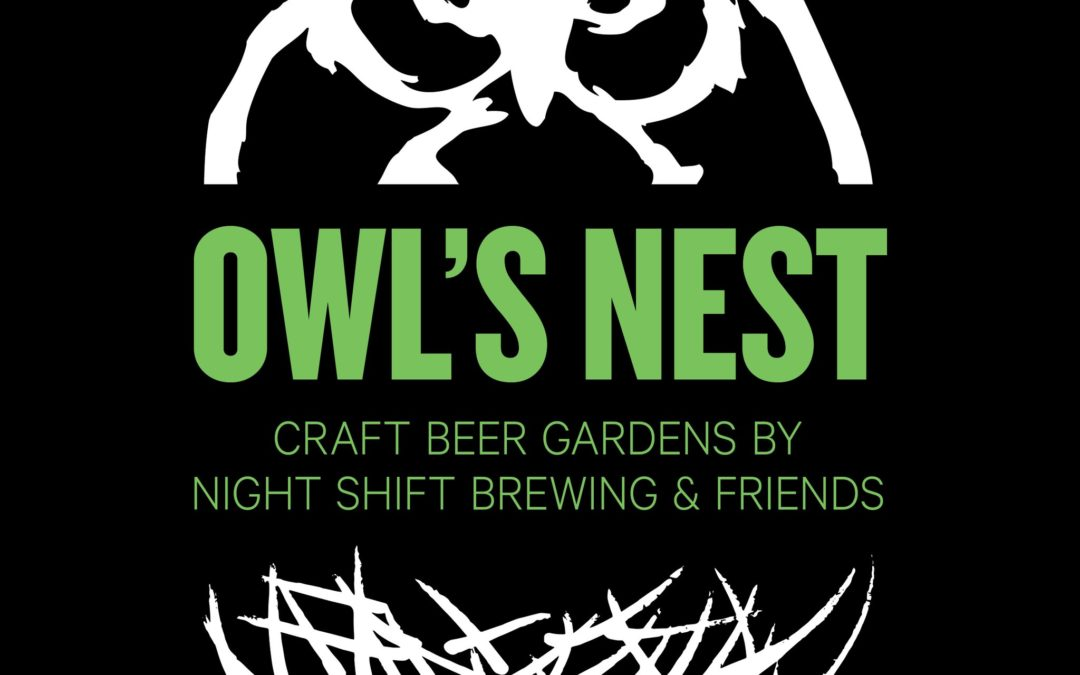 Night Shift's 2nd Owl's Nest Beer Garden Location Opens This Weekend at Herter Park