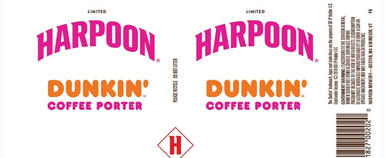 Something Brewing Between Dunkin Donuts and Harpoon Brewery