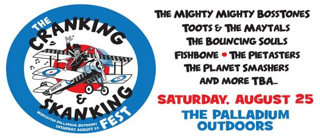 MassConcerts and The Mighty Mighty BossToneS Announce the Inaugural CRANKING & SKANKING FEST