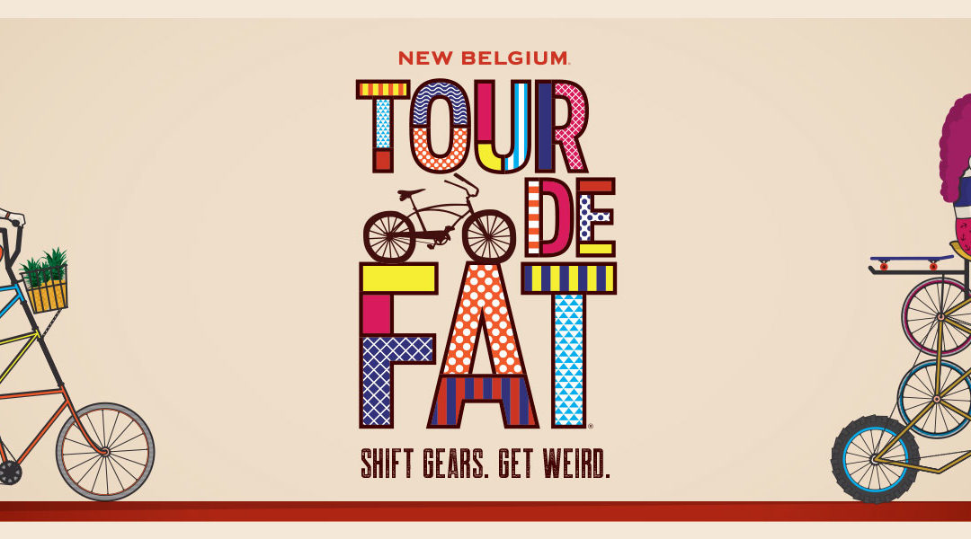 New Belgium Brewing's Tour De Fat Brings Bikes, Beers and Bemusement Back to Boston on August 11