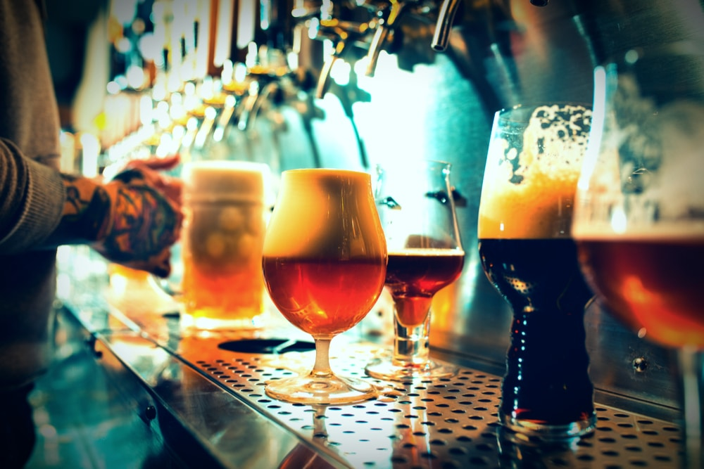 Six of the Best Craft Beer Cities in New England