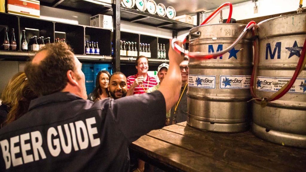 City Brew Tours Burlington