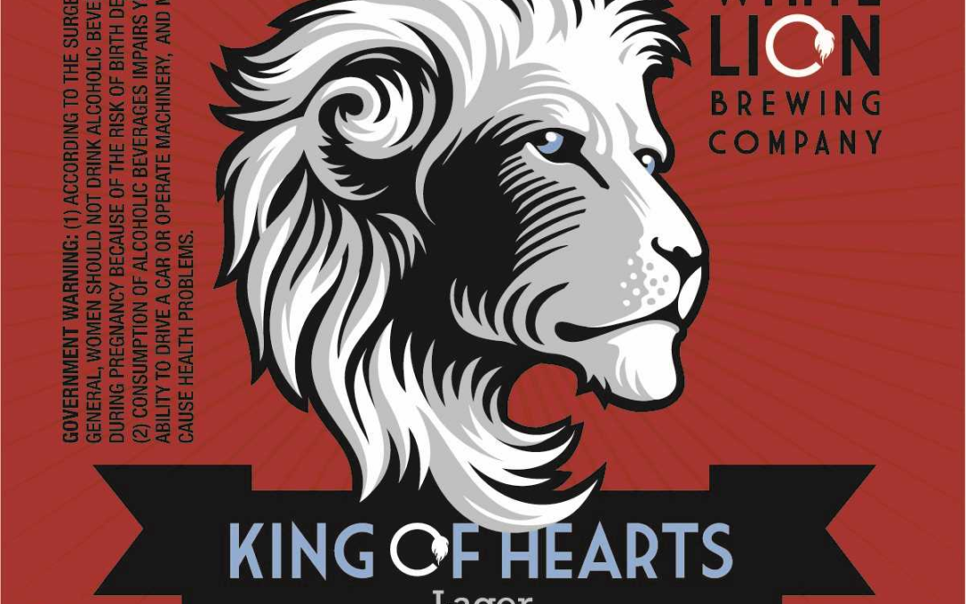 White Lion to Debut Exclusive Beer at MGM Springfield Casino