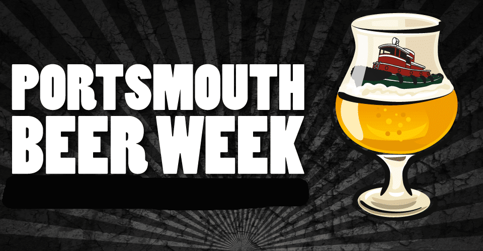 Portsmouth Beer Week New Hampshire