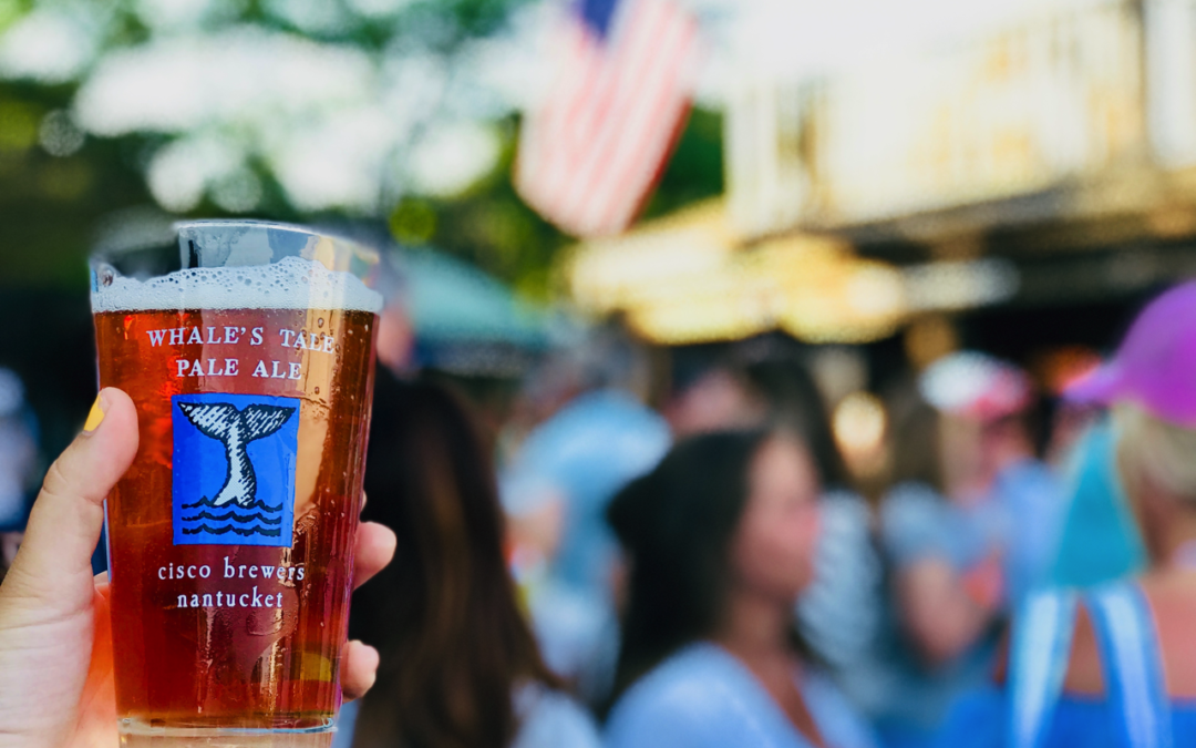 Cisco Brewers Extending Summer With Pop-Up Beer Garden in Boston's Seaport