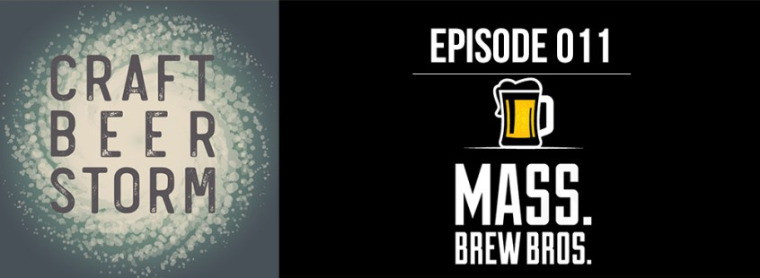 "Hear What We Had to Say as Guests on the Latest ""Craft Beer Storm"" Podcast Episode"