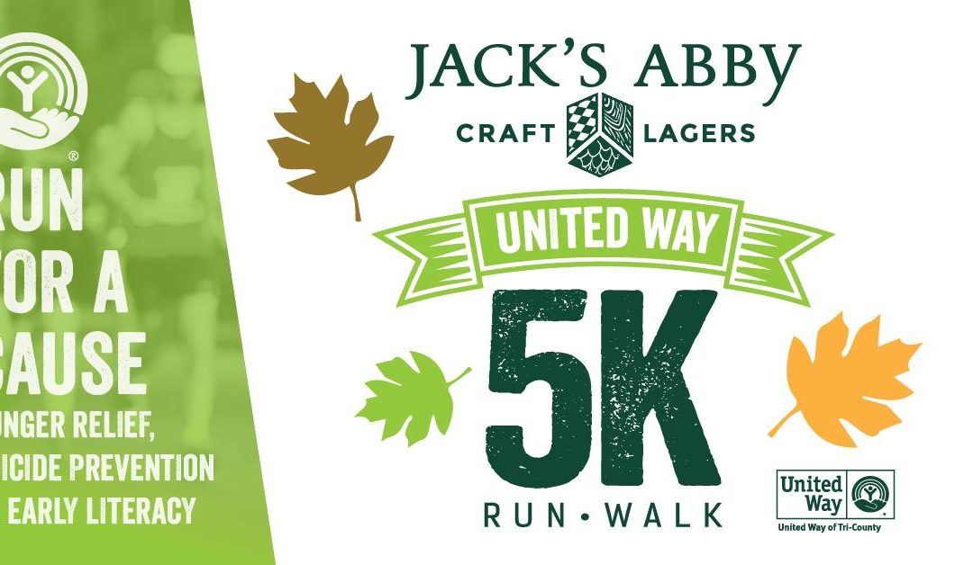 Jack's Abby Craft Lagers and United Way Team Up for Annual 5K Run to Support the Community