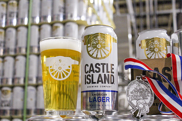 Castle Island Wins Big at the Great American Beer Festival®