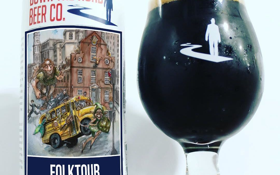 New Seasonal Collab from Down The Road and City Brew Tours