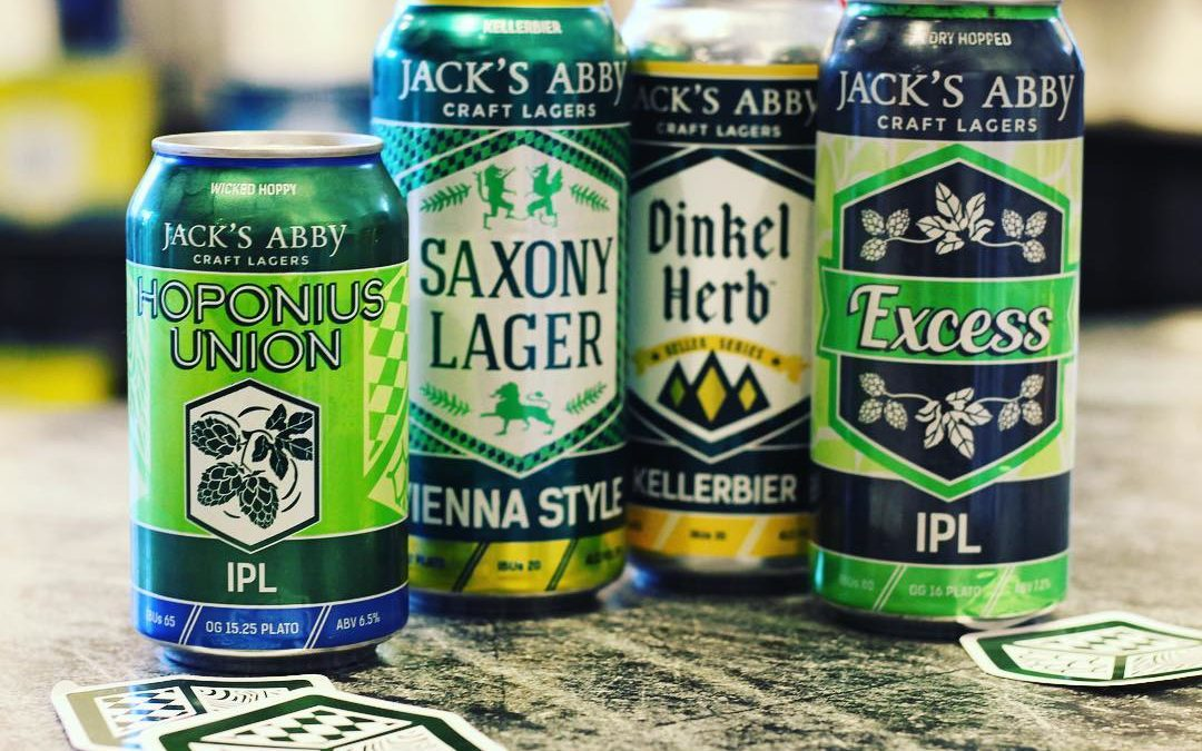 Profile: Jack's Abby Craft Lagers & Springdale Beer