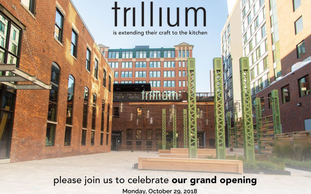 Trillium Debuts Flagship Restaurant & Brewery In Fort Point