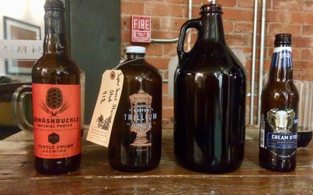 Which Boston Brewery Makes The Best Porter or Stout? Our Latest Blind Taste Test Found Out