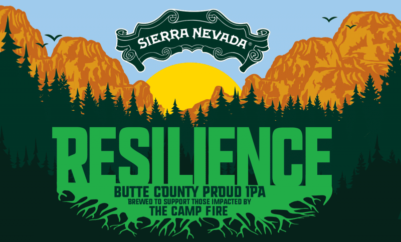 The 67 New England Breweries Where You Can Drink Resilience IPA to Support the Camp Fire Relief Effort