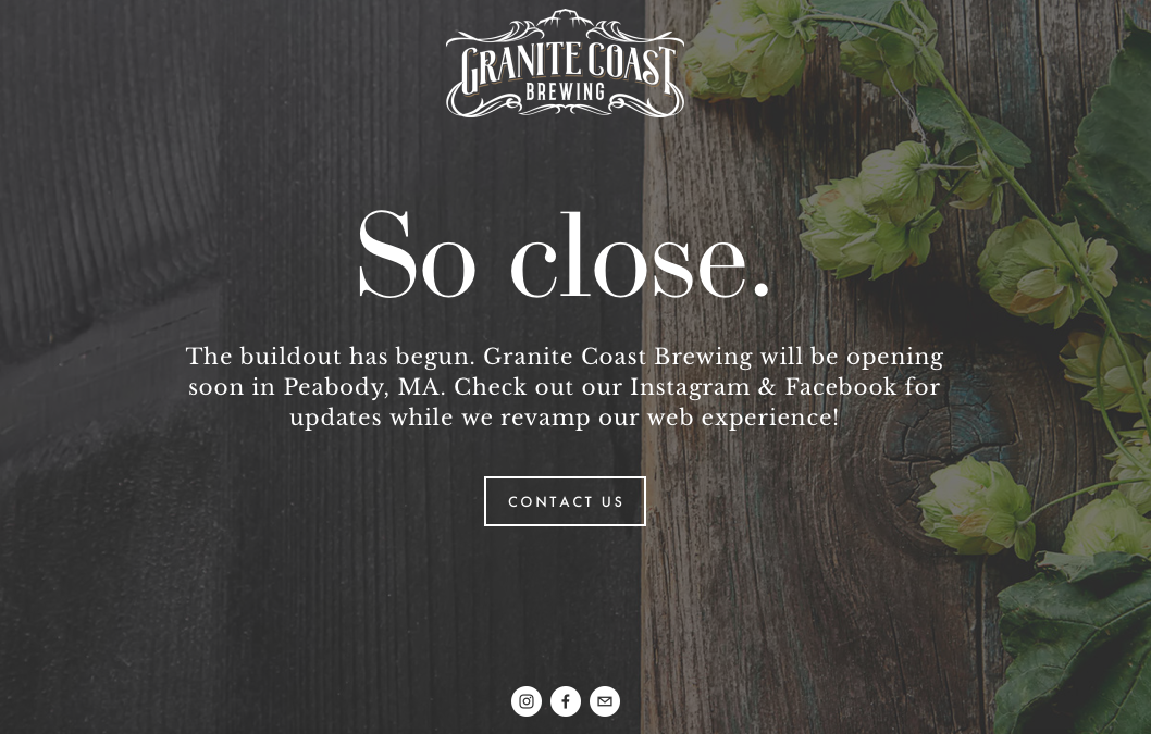 Massachusetts Brewery & Taproom Openings Ramp Up As 2018 Nears End