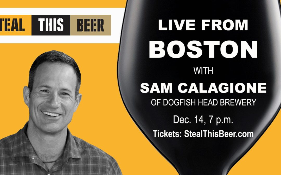 Steal This Beer Announces Live Audience Show in Boston