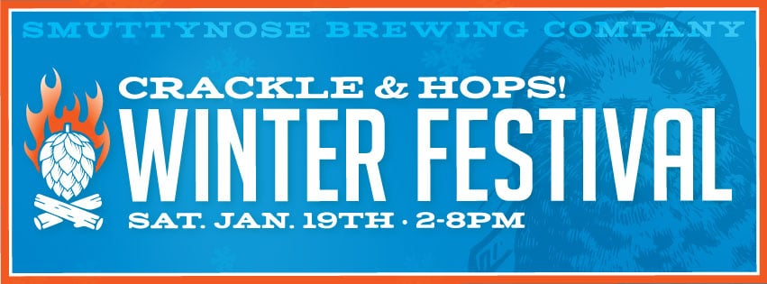Smuttynose Brewing to Hold Winter Festival Benefit