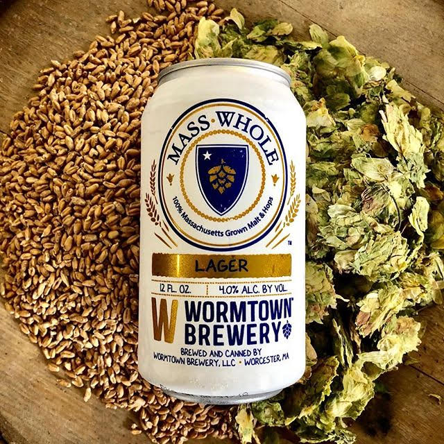Wormtown Begins Canning Mass Whole Lager for Distribution