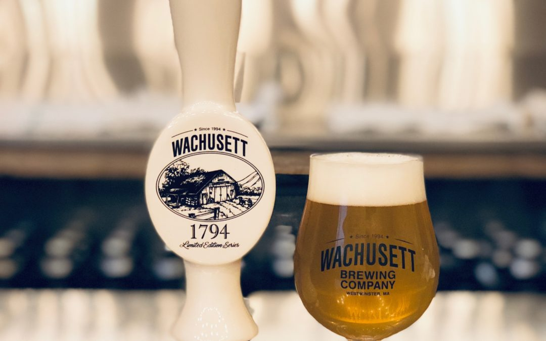 Wachusett Brewing Reunites With Legendary Irish Master Brewer Fergal Murray For His Newest Creation