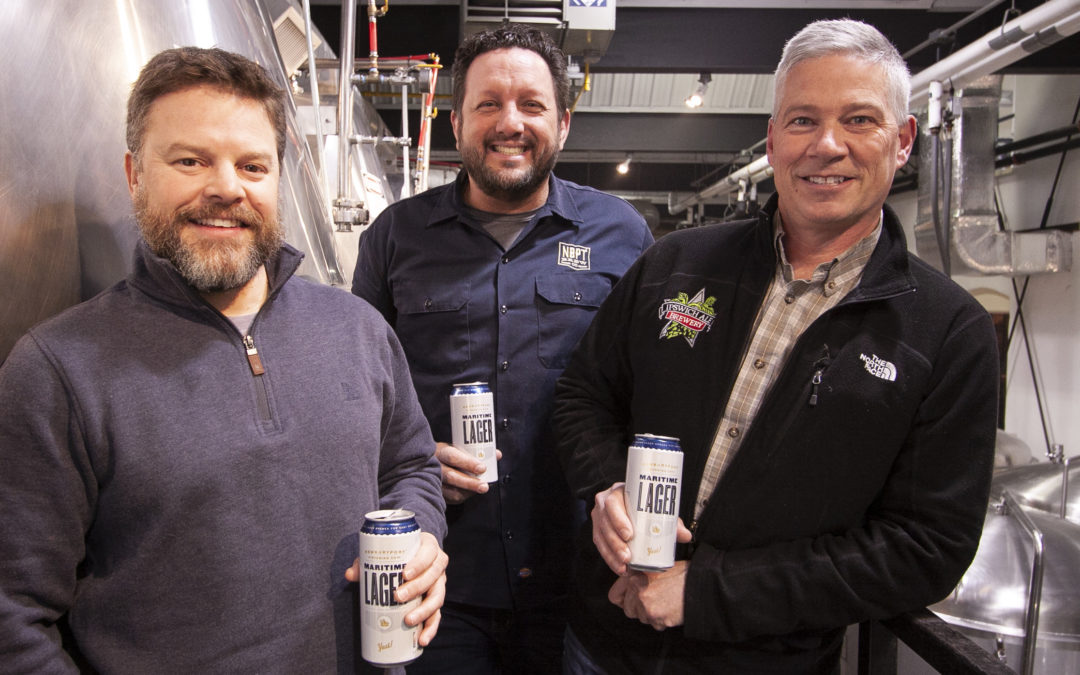 Ipswich Ale Brewery & Newburyport Brewing Form New Partnership