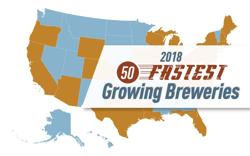 3 Massachusetts Breweries Among the Nation's Fastest Growing
