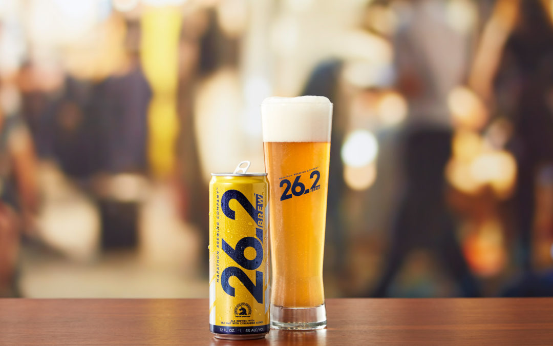 Try the New 26.2 Brew Created by Runners for Finishers of the Boston Marathon
