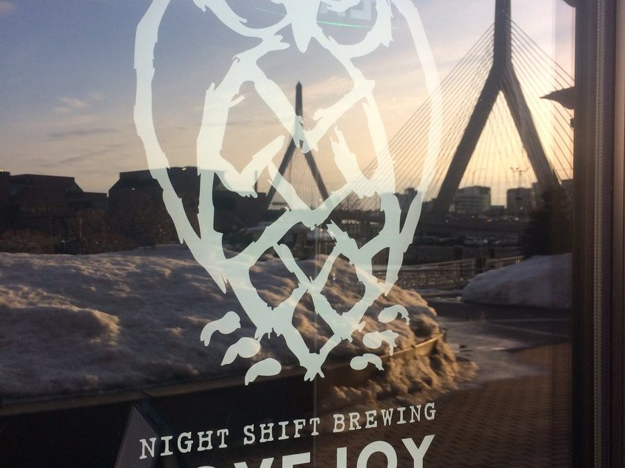 Boston's Beer Lovers Are Overjoyed as Night Shift Lovejoy Wharf Opens March 20