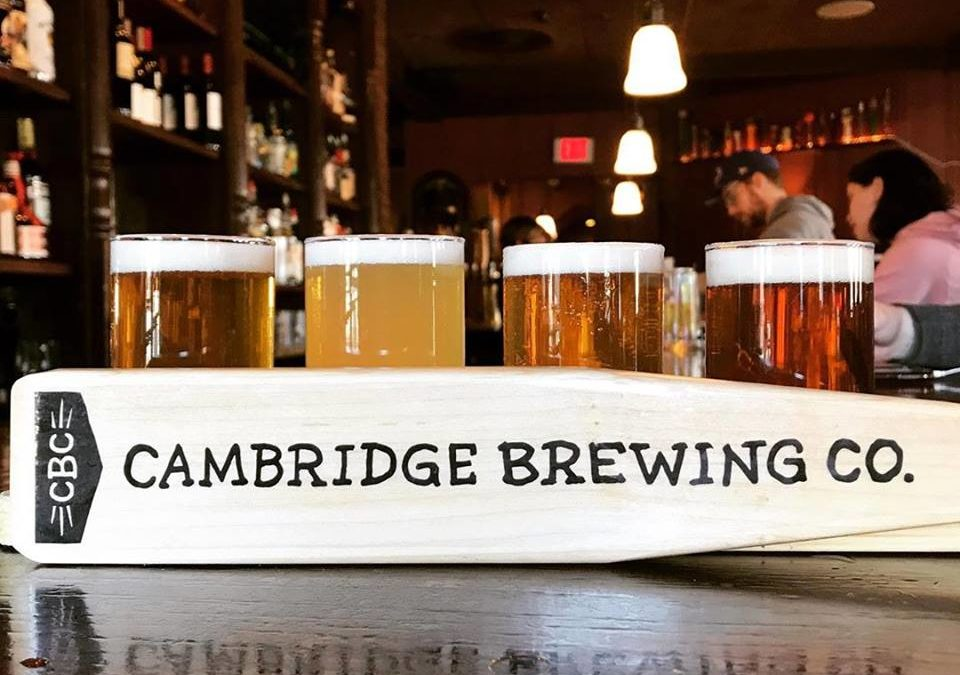 Nationally Acclaimed and Locally Cherished, Cambridge Brewing Company Celebrates 30 Years