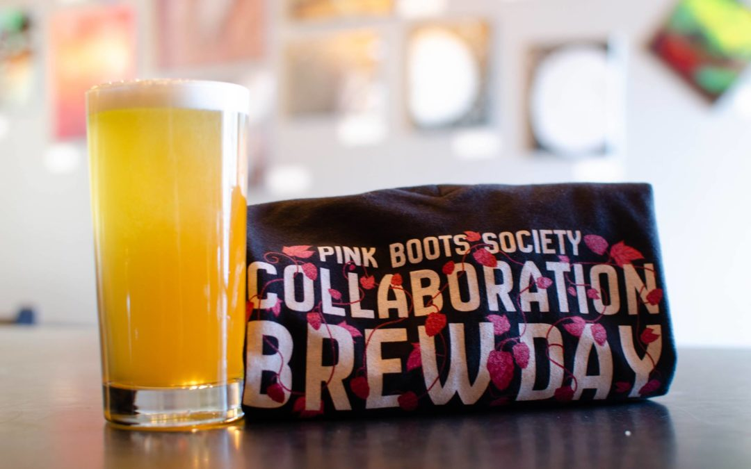 These 24 Pink Boots Brews Will Be Pouring at Tap Takeovers All Next Week