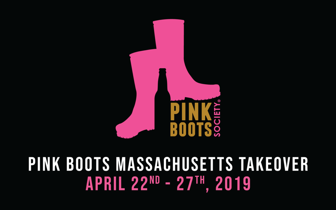 Pink Boots Boston Announces 'MA Pink Boots Beer Week'