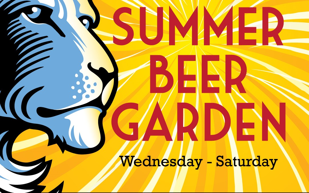White Lion Brewing to Activate Tower Square Park With An Outdoor Beer, Music, Food, and Family Garden