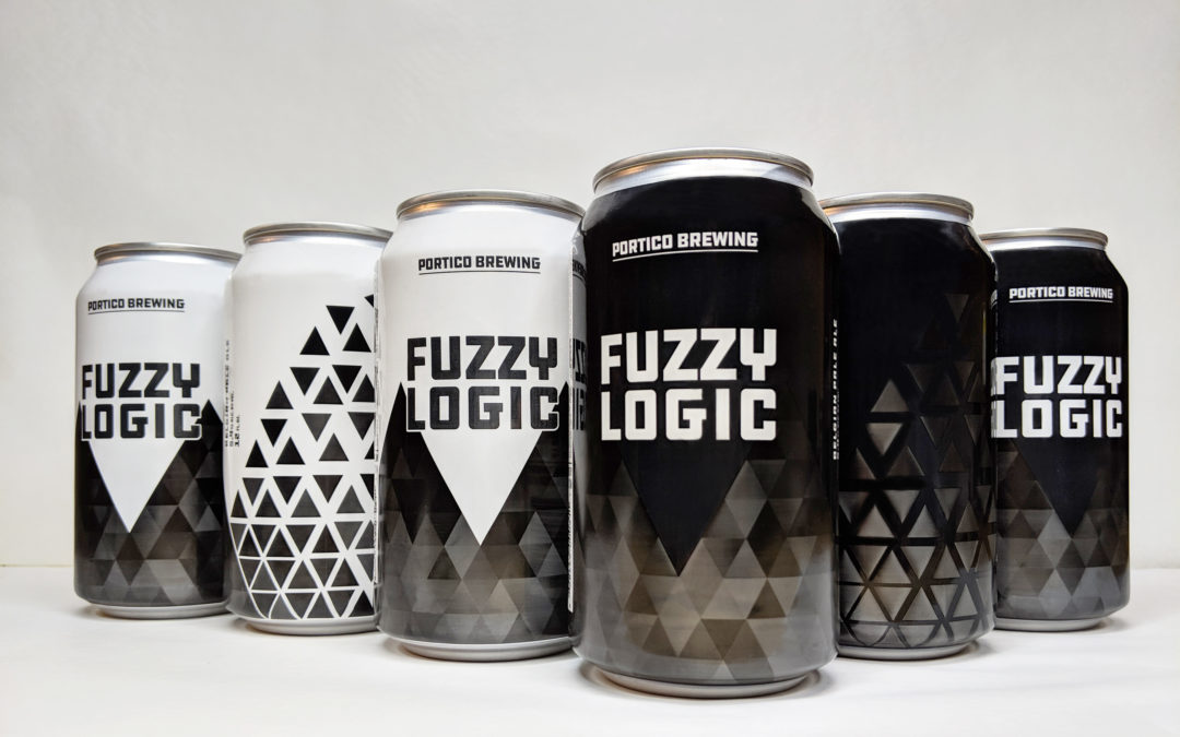 Massachusetts Startup Collabs With Portico Brewing On Hologram Style Can Label