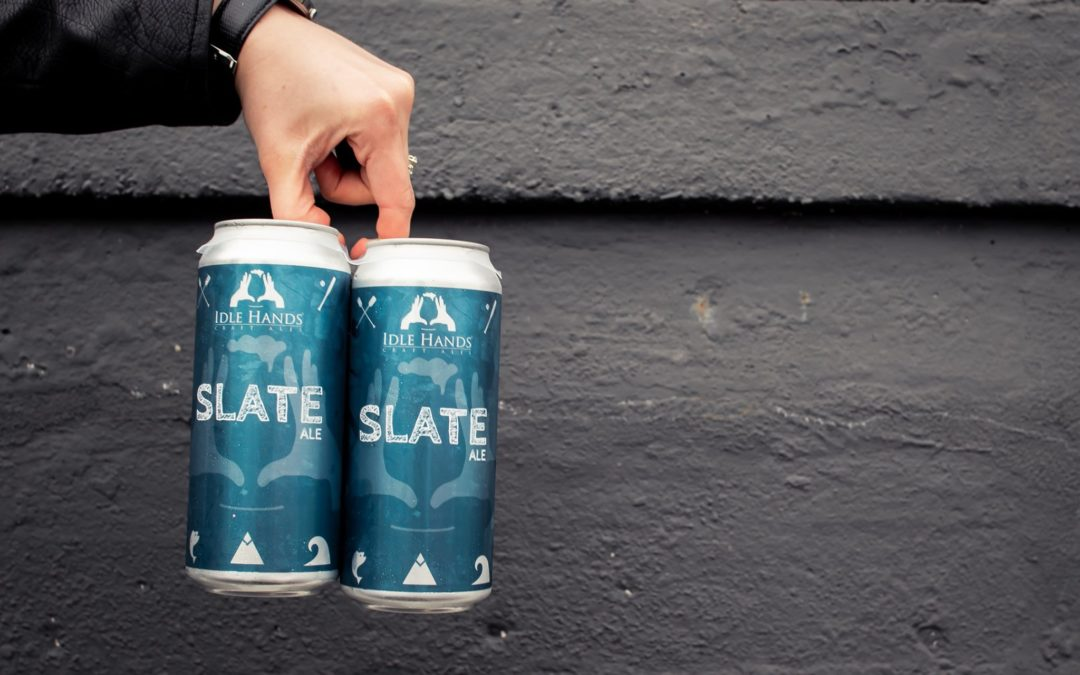 Idle Hands Craft Ales Releases Slate