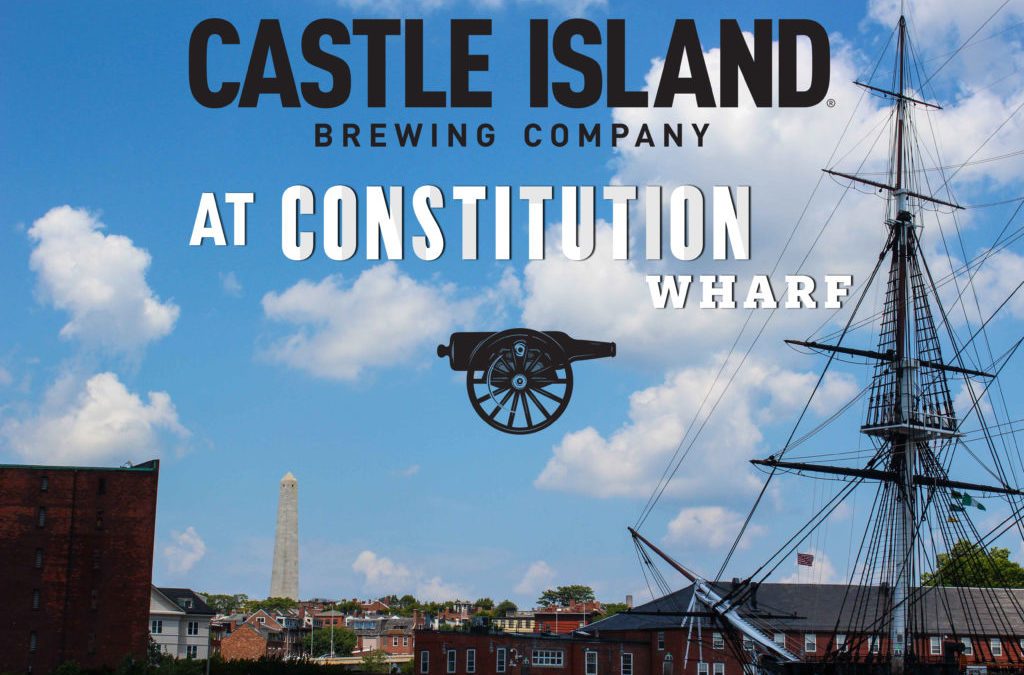 Castle Island Brewing Beer Graden Officially Returns To Charlestown