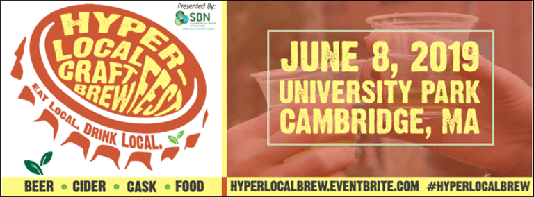 Hyper-Local Craft Brewfest – New England's Own Locally Brewed