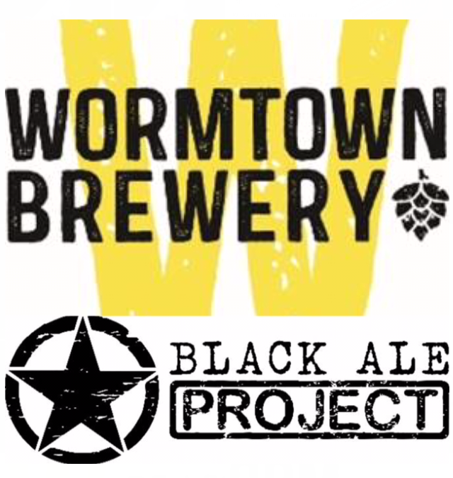 Wormtowm Brewery Forms Philanthropic Alliance With The Black Ale Project