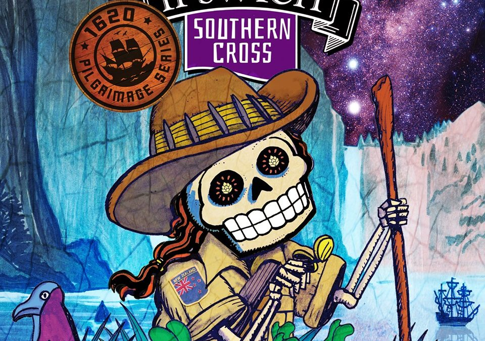 Ipswich Brewery to Release Southern Cross New England-Style IPA