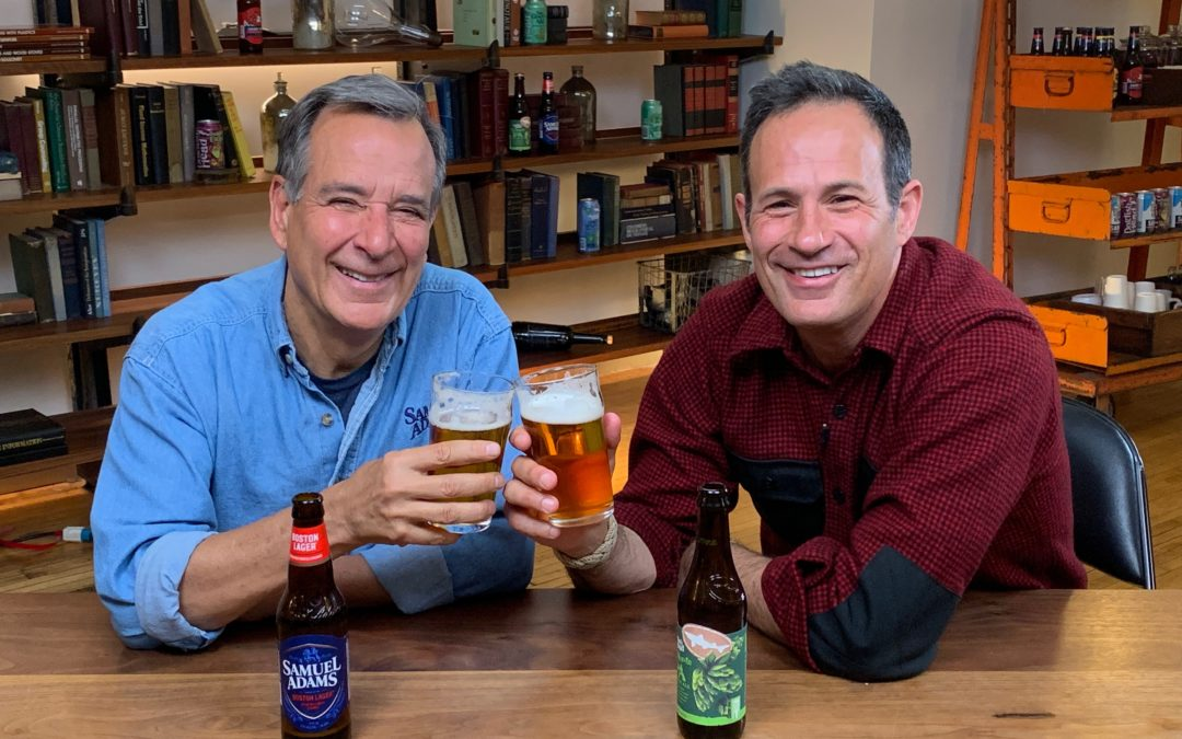 The Boston Beer Company and Dogfish Head Brewery to Merge, Creating the Most Dynamic American-Owned Platform for Craft Beer and Beyond