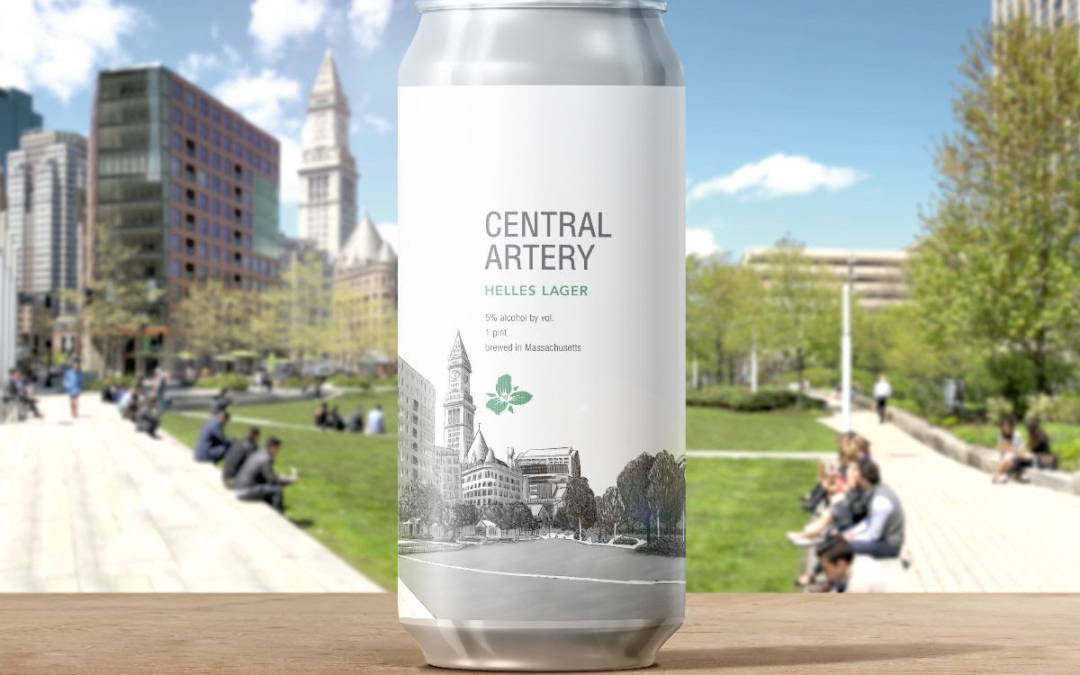 Trillium Brewing Releases Central Artery Helles Lager