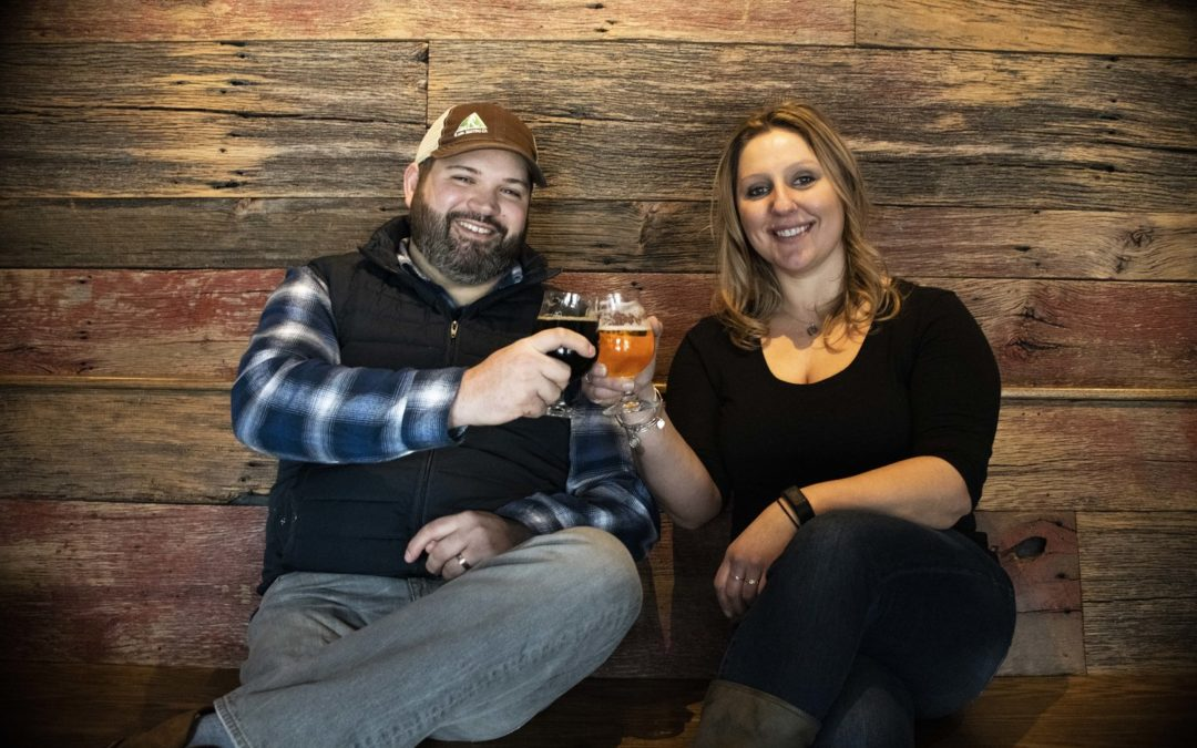 Local beer enthusiasts can help make  Quincy's first craft brewery a reality
